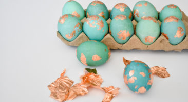 DIY FAUX ROBIN EGGS TUTORIAL