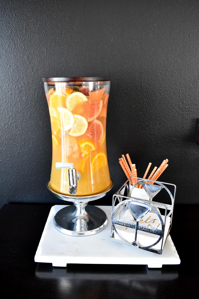 Lemon Citrus Sangria Recipe