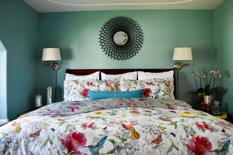 Master Bedroom Refresh and Tour Summer 2018